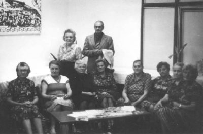 nyugdíjas klub